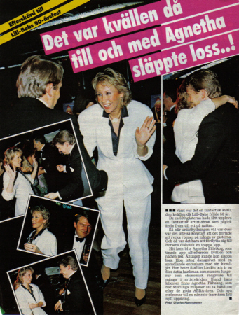 Agnetha and Staffan